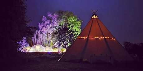 Christmas Piano Bar in the Winter Wonderland Teepee tickets