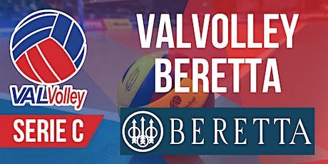 [SERIE C] ValVolley Beretta - Vero Volley biglietti