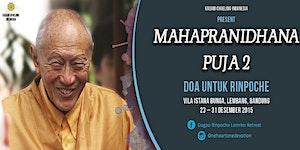 MAHA PRANIDHANA PUJA 2015 - Bandung