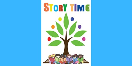 October/November Story Time Sessions tickets