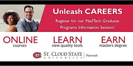SCSU MedTech Information Session tickets