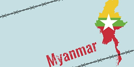 Global Democracy Series – Fight for Myanmar's Democracy tickets
