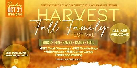 Harvest Fall Family Festival tickets