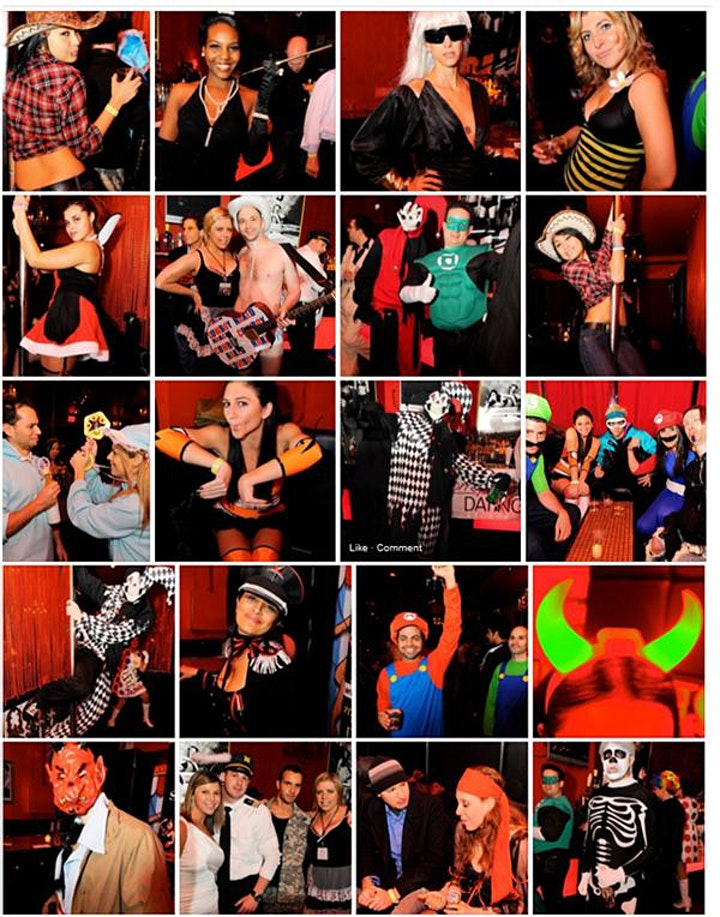 Singles Halloween Party In NYC image