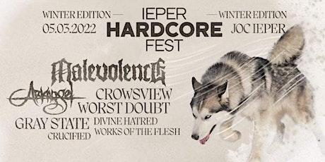 Ieper Hardcore Winterfest 2022 tickets