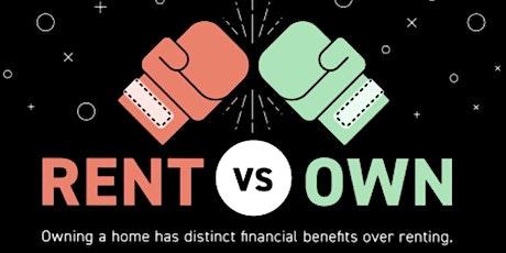Rent vs Own Educational Seminar tickets