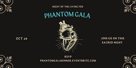 Phantom Gala Dinner tickets