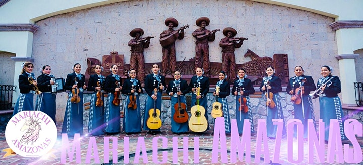 8th Annual International Mariachi Women's Festival image