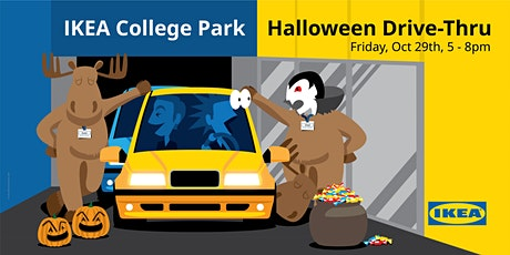 IKEA College Park Halloween Drive - Thru tickets