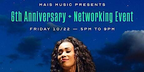 Mais Music 6th Year Anniversary tickets