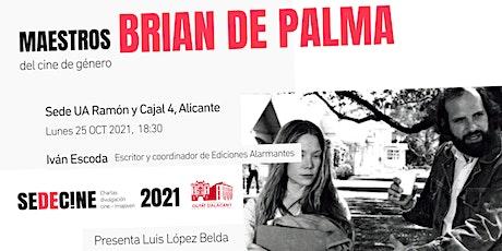 Maestros del cine de género: Brian De Palma entradas