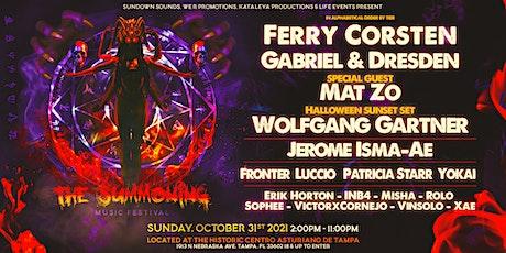 The Summoning Festival w Ferry Corsten, Gabriel & Dresden + More Halloween tickets