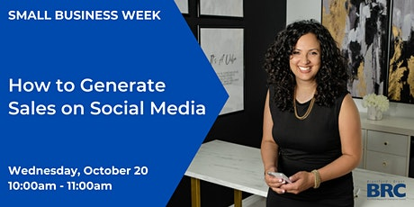 How to Generate Sales on Social Media tickets