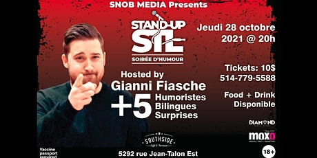 STAND-UP STL #4 // Soirée D'Humour tickets