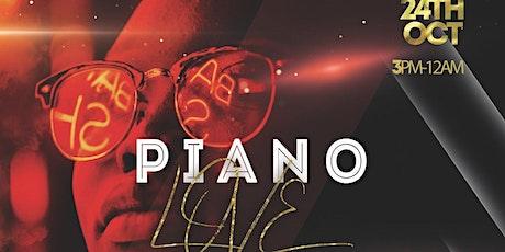 PIANO LOVE AMAPIANO PARTY tickets