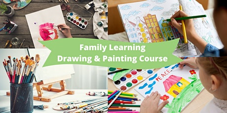 ACS Drawing & Painting Family Learning Course tickets