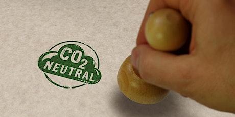 Hoe wordt mijn bedrijf CO2-neutraal? (Regio Apeldoorn) tickets
