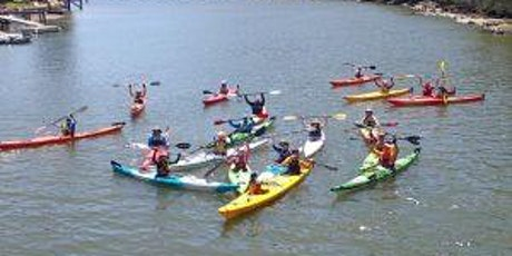 Sunday afternoon paddle - all experience levels welcome (limited spots) tickets