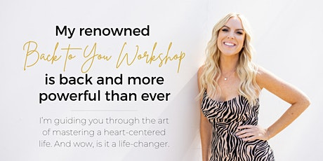 Back to You - Self-Care & Vision Workshop tickets