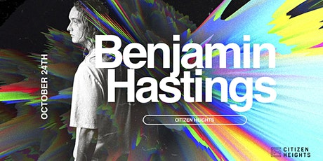 Hillsong United's Benjamin Hastings at Citizen Heights Church tickets