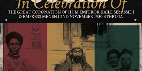 JAH SHAKA SOUND - H.I.M Coronation Celebration tickets