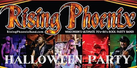 Rising Phoenix Halloween Party tickets