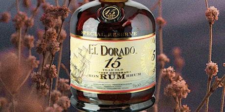 El Dorado Rum Tasting tickets