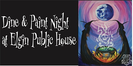 Dine & Paint Night 2 at EPH tickets
