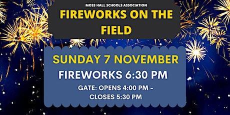 Moss Hall Schools Association (MHSA) Fireworks on the Field tickets
