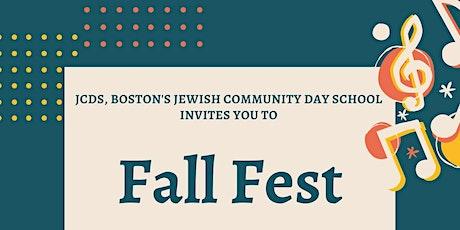 Fall Fest with JCDS, Boston's Jewish Community Day School tickets