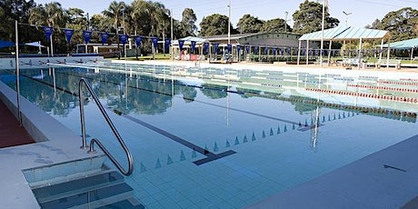 Canterbury Outdoor Pool Swimming Sessions - Wednesday 20 October 2021 tickets