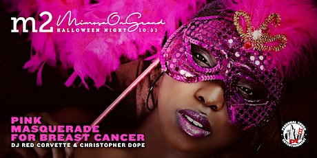 HALLOWEEN NIGHT - PINK MASQUERADE PARTY tickets