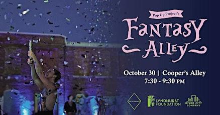 Fantasy Alley tickets