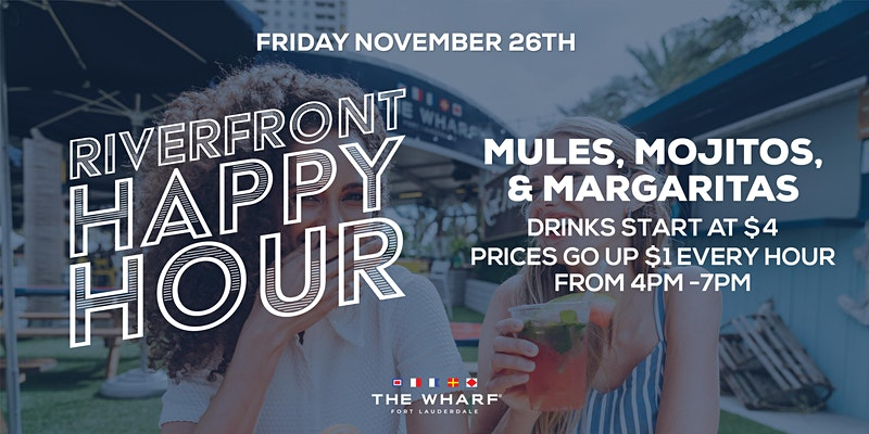 Full Moon Party - Wharf Fort Lauderdale