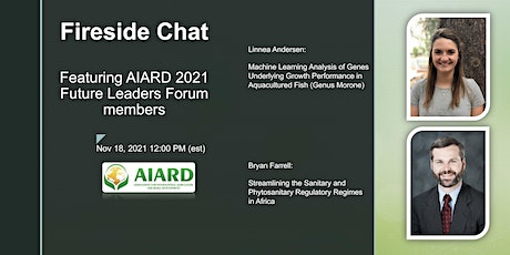 November 18, Fireside Chat Featuring 2021 Future Leaders Forum members tickets