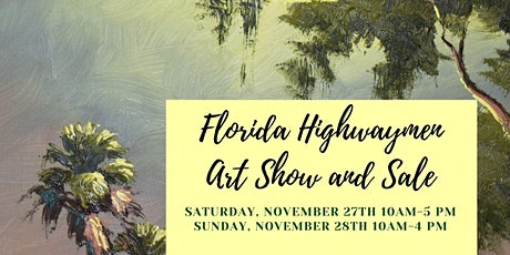 The Florida Highwaymen Art Show and Sale tickets