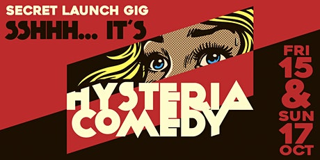 Hysteria Secret Launch Sunday tickets