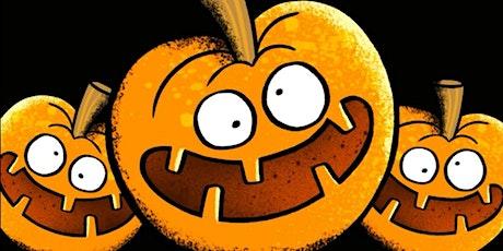 The Pumpkin Place - Wolston tickets