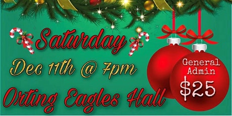 Queens of Orting Presents Deck the Halls a Drag Queen Christmas tickets