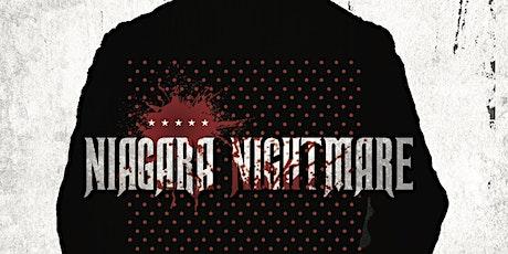 NIAGARA NIGHTMARE tickets