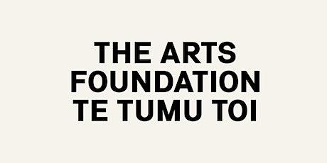 The Arts Foundation Te Tumu Toi Tauranga Dinner tickets