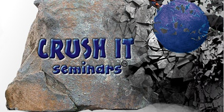 PWCA CRUSH IT Project Manager Webinar On-Demand tickets