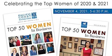 2021 Top Women in Business @ the Ritz-Carlton Bacara tickets