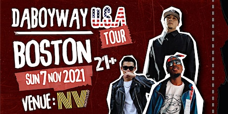 DaBoyWay USA Tour :: Live in Boston tickets