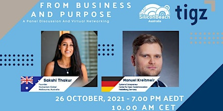 Social Entrepreneurship: From Business To Purpose tickets
