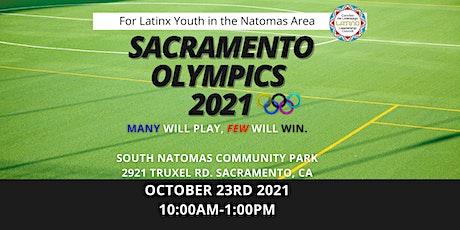 LLC: Sacramento Olympics 2021 tickets