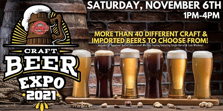 Fatty's Fall Craft Beer Expo and Tasting 2021 at Fatty's tickets