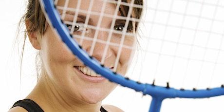 Copy of Copy of Badminton Club tickets