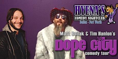 FREE TICKETS | DALLAS HYENAS COMEDY CLUB |10/22 8:30PM tickets
