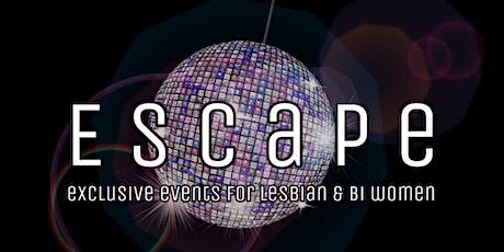 Escape to Supper Club @ Bill's tickets